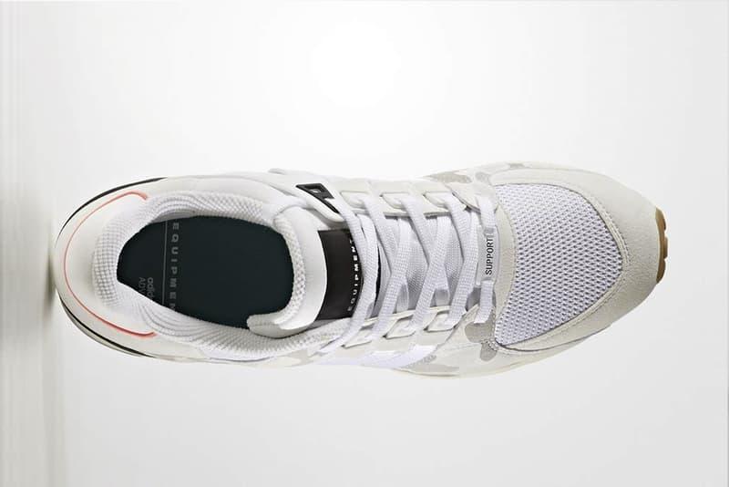 adidas Originals EQT Support 93 Turbo Red/Camo