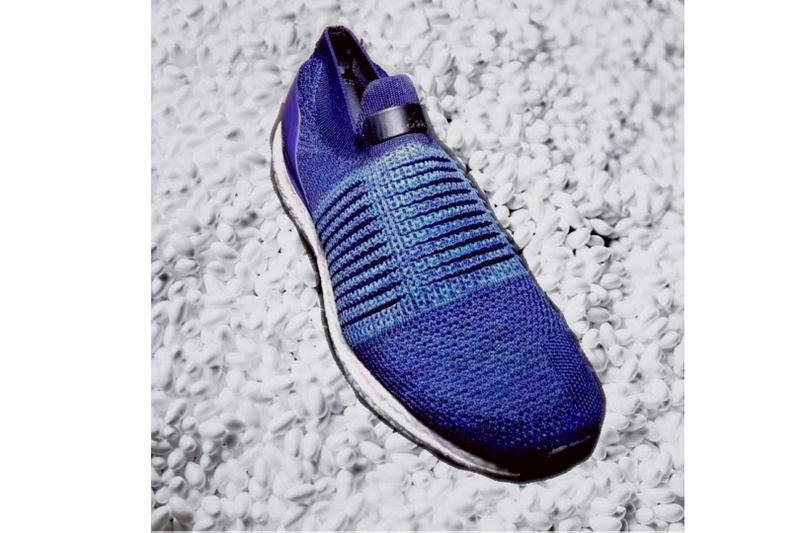 adidas Laceless UltraBOOST Leak Three Stripes BOOST midsole UltraBOOST Uncaged
