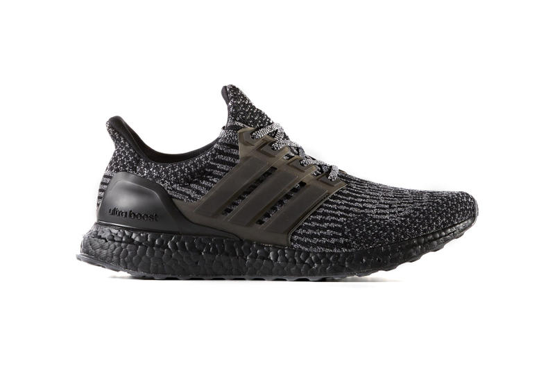 adidas UltraBOOST Triple Black Full Size