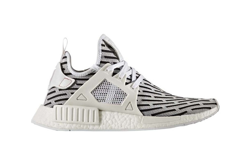 adidas NMD XR1 in White With NMD R2