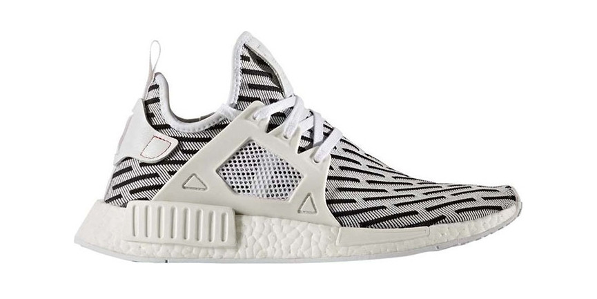 classic fit aaf52 c178b adidas NMD XR1 in White With NMD R2 Pattern  HYPEBEAST