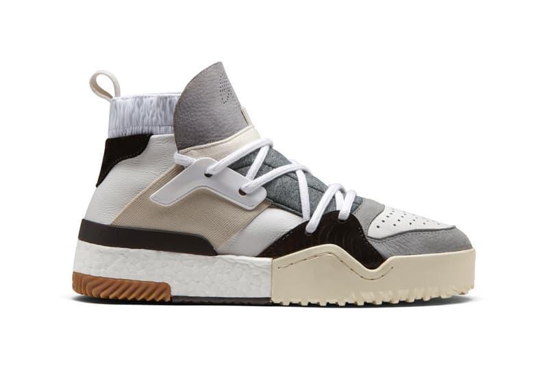 convergencia puñetazo precedente  Alexander Wang's adidas Originals AW BBall Sneaker | HYPEBEAST