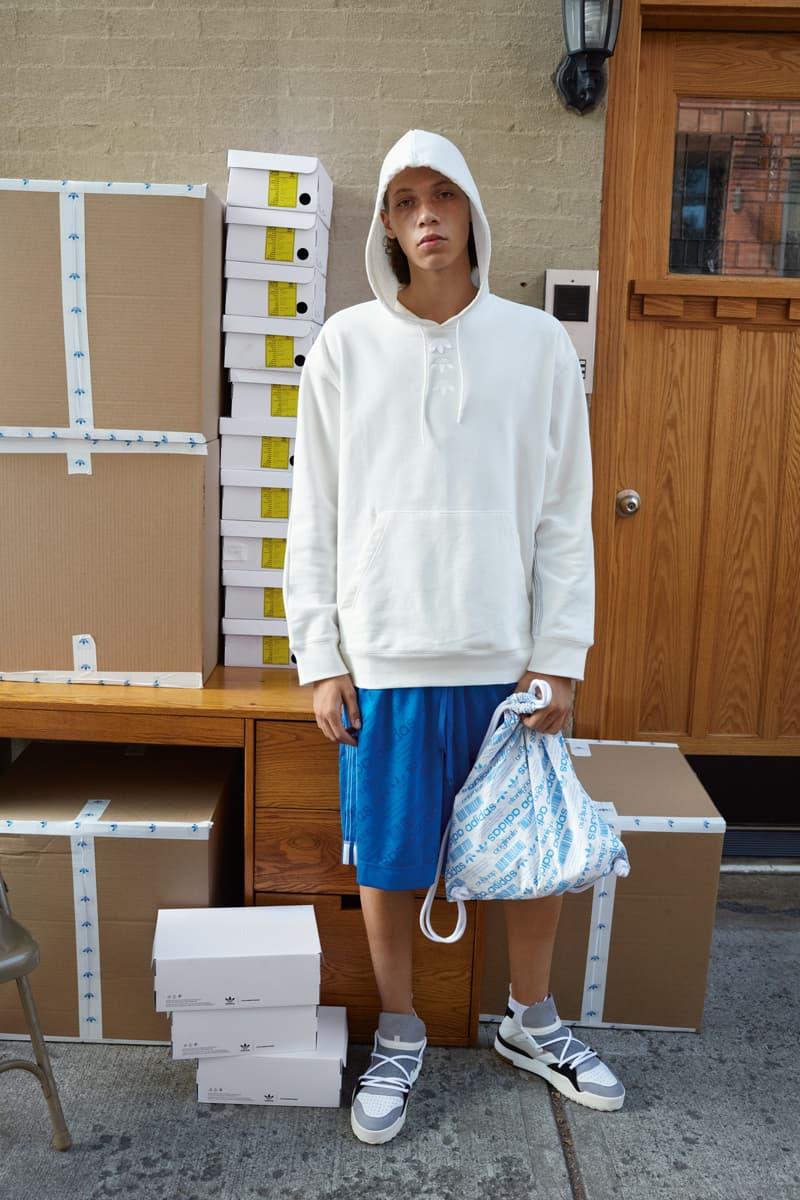 adidas Originals by Alexander Wang Drop 3 Lookbook