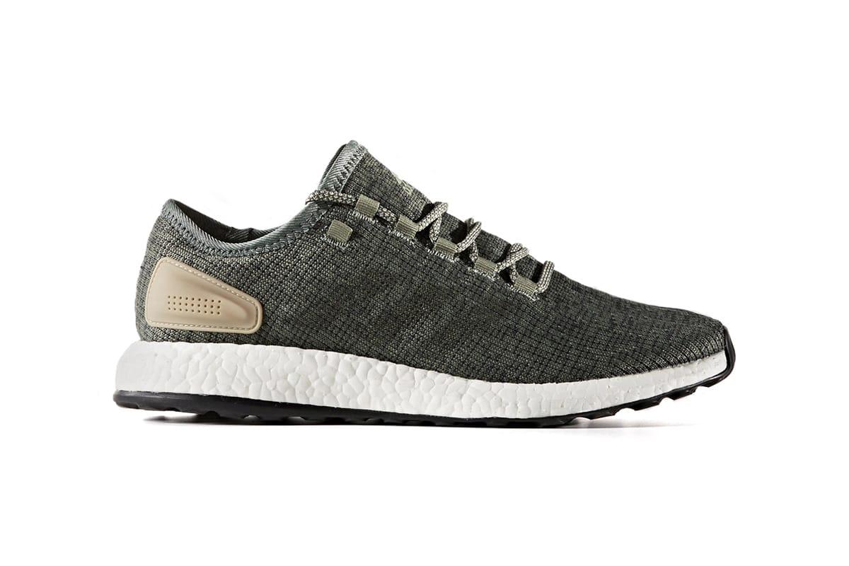 adidas Releases More PureBOOST Sneaker