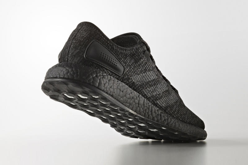 "adidas PureBOOST LTD ""Triple Black"""