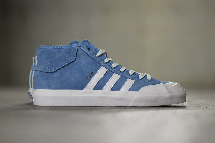 hot sale online 17241 e7e2e Marc Johnson Drops His First Shoe With adidas Skateboards