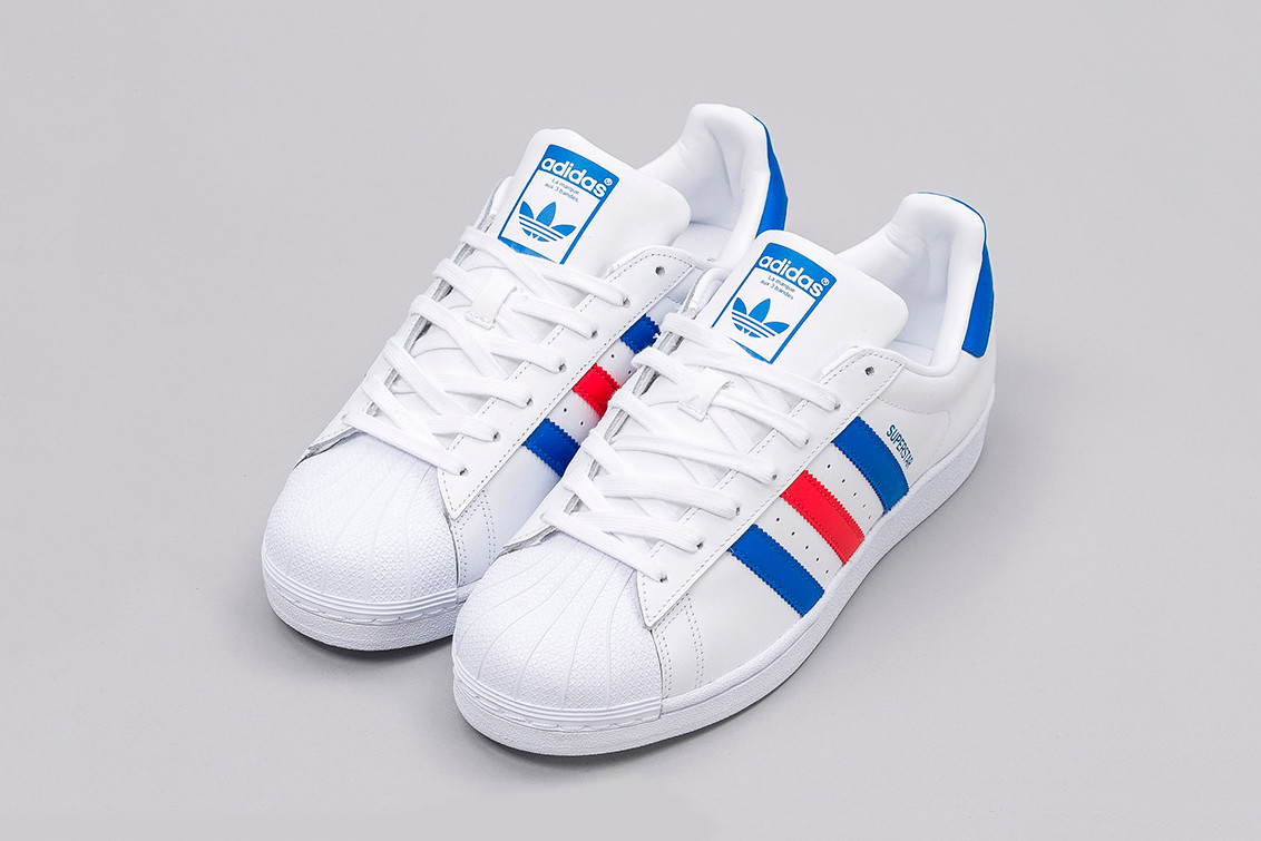 adidas Releases a \'Tri-Color\' Superstar