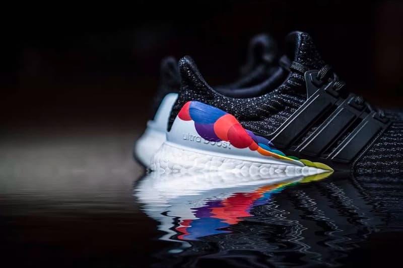 """adidas UltraBOOST 3.0 """"LGBTQ"""" Closer Look"""