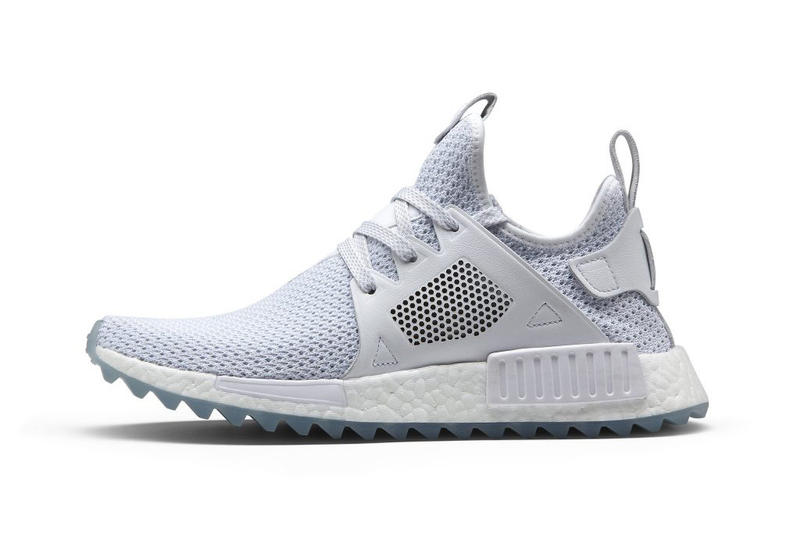 60ad68023 The Titolo x adidas NMD XR1 Is Inspired by Glacial Snowscapes