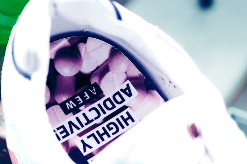 "Afew Diadora V7000 ""Highly Addictive"" Sneakers Video"