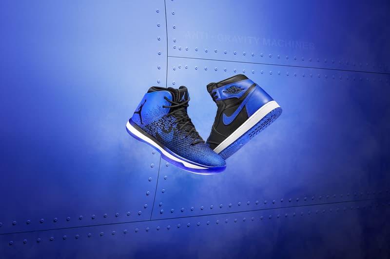 huge selection of 7767b c1a74 Jordan Brand Reveals Air Jordan 1