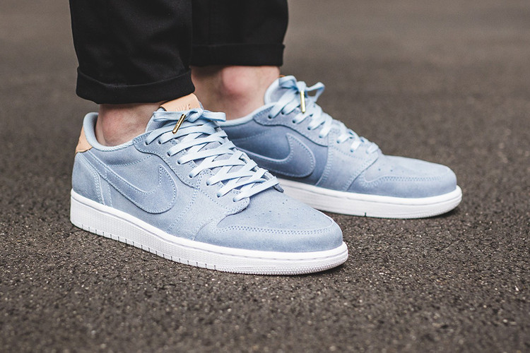 """the best attitude 2d4ef a7e3c Air Jordan 1 Low OG Premium """"Vachetta Tan"""" Pack Is Primed and Ready for"""