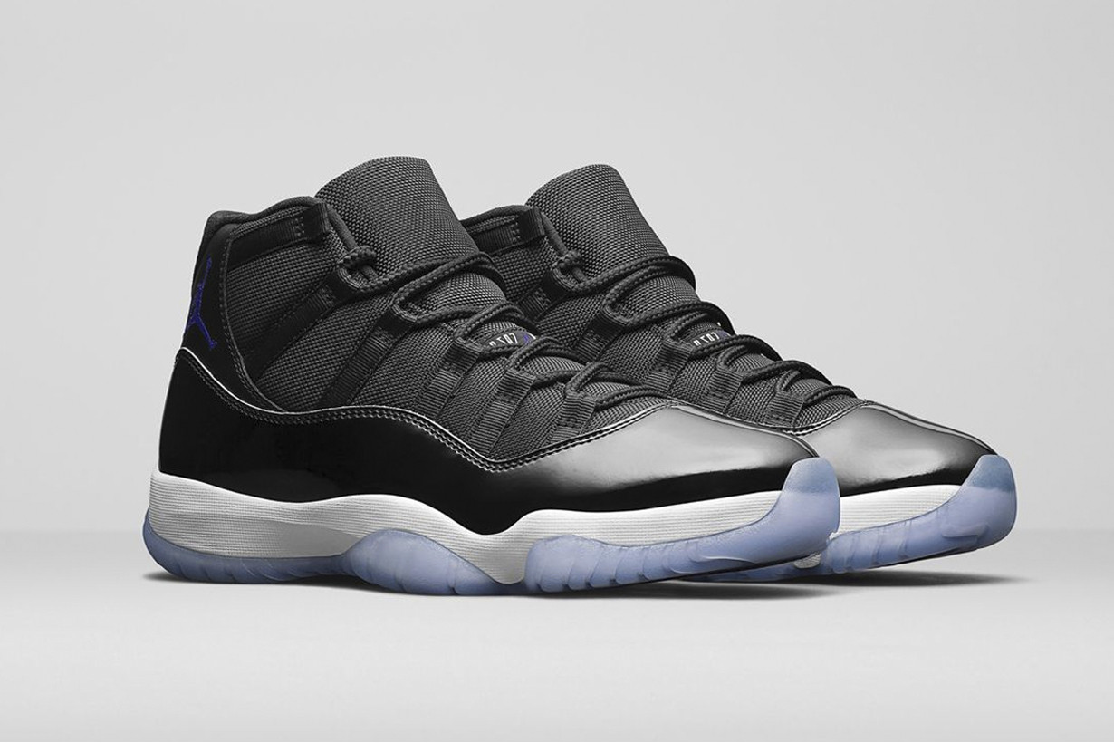 Nike's Air Jordan 11 \