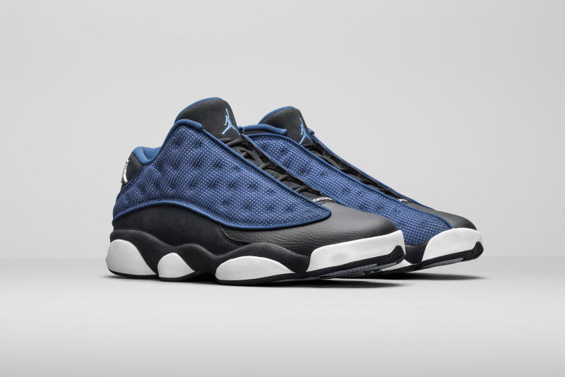 buy online dd6c8 6b350 Air Jordan 13 Navy Returns This Summer After Two Decades