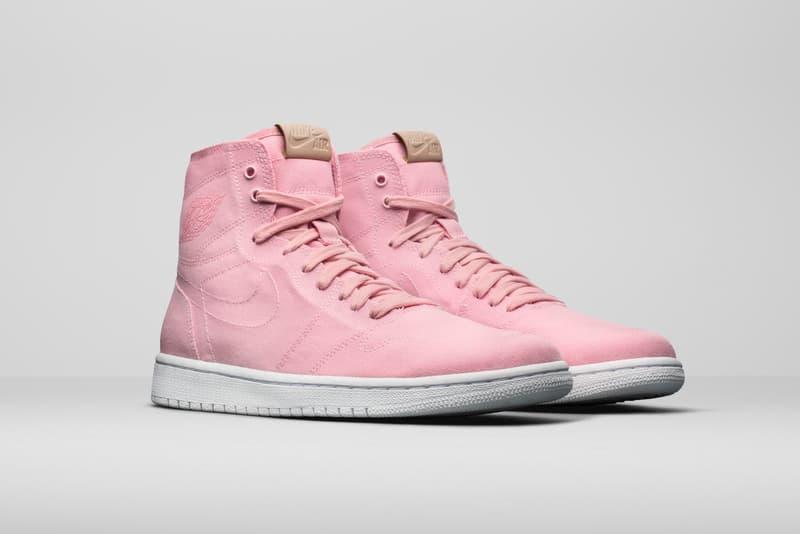 Air Jordan 1 Pastel Pink Summer 2017