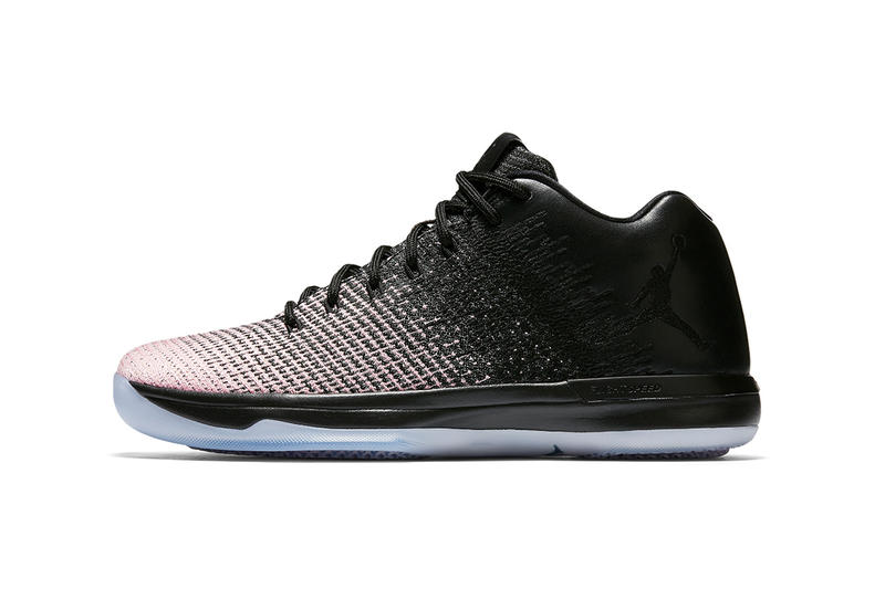 half off a002c a54bc Nike Air Jordan 31 Low Pink Black