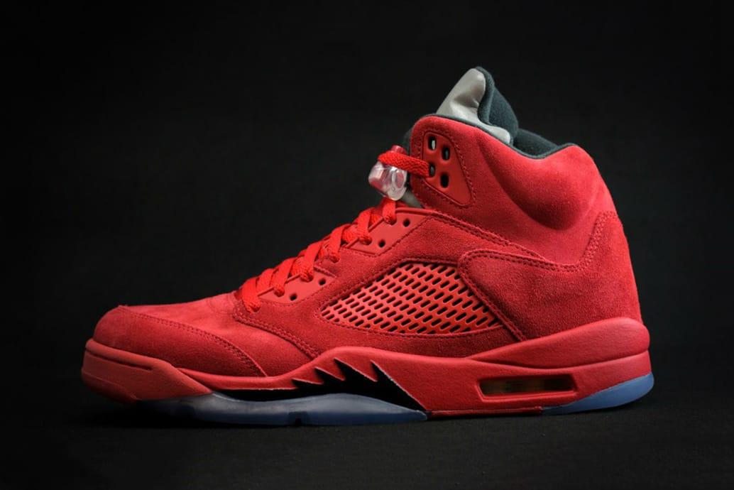 The Air Jordan 5 Returns in \