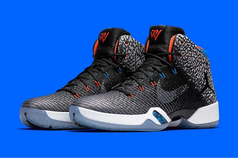 lowest price 8a8dc 616c1 Russell Westbrook s Air Jordan XXX1