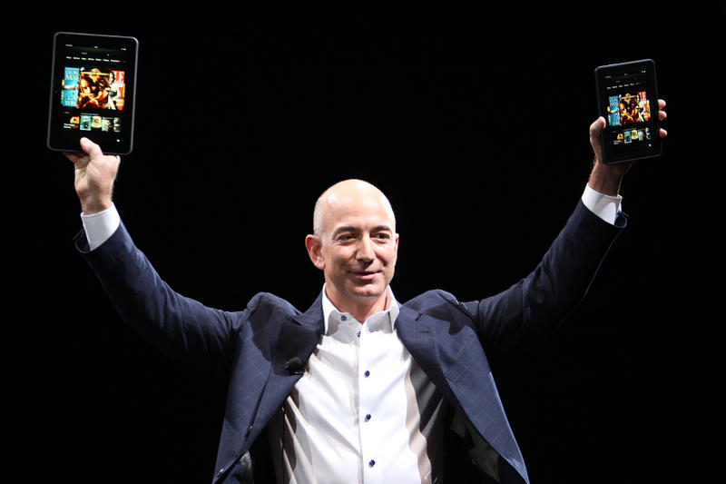 Amazon Jeff Bezos Second Richest Person Bill Gates Warren Buffett Bloomberg Billionaires Index