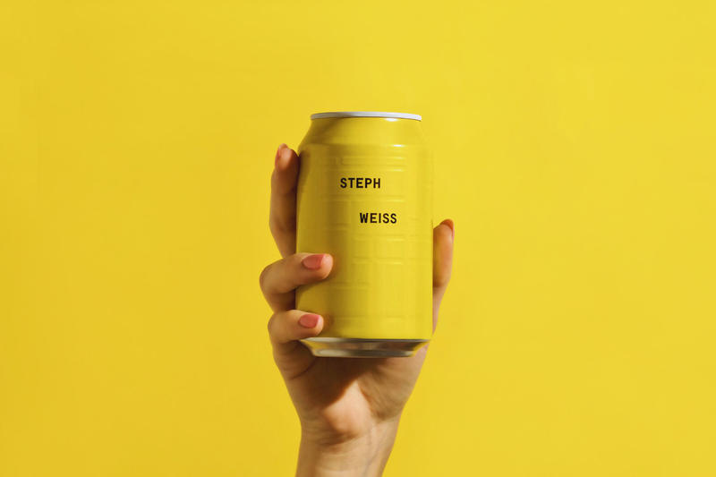 AND UNION Packages Beer With Minimalist Cans | HYPEBEAST
