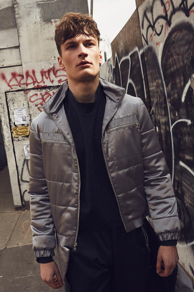 Andrew Coimbra 2017 Fall/Winter Collection Lookbook Night Owl