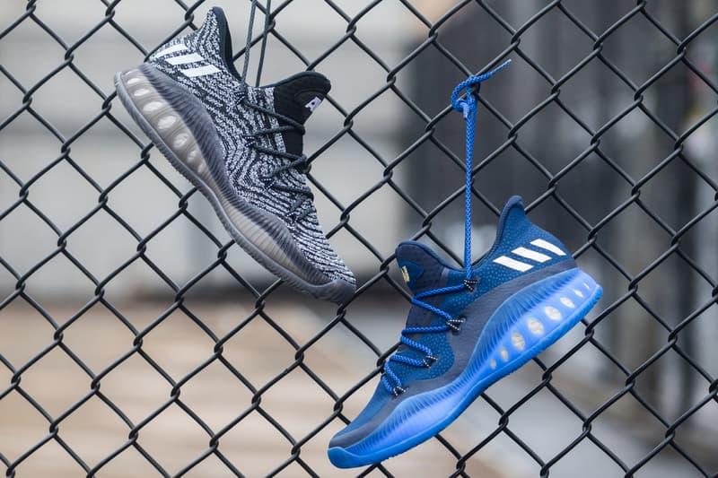 Andrew Wiggins adidas Crazy Explosive Low Kanye West YEEZY BOOST 350 V2 Zebra