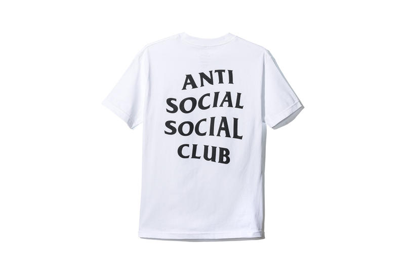 Anti Social Social Club 2017 Spring Summer