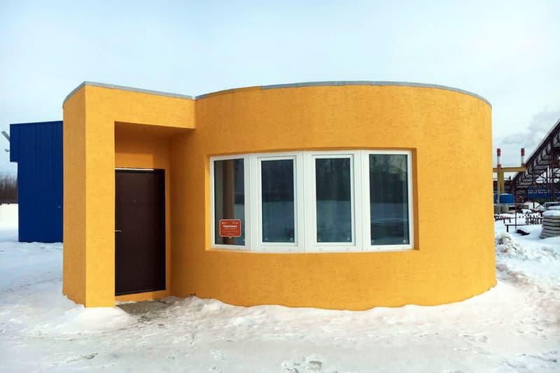 Apis Core 3D Printed House