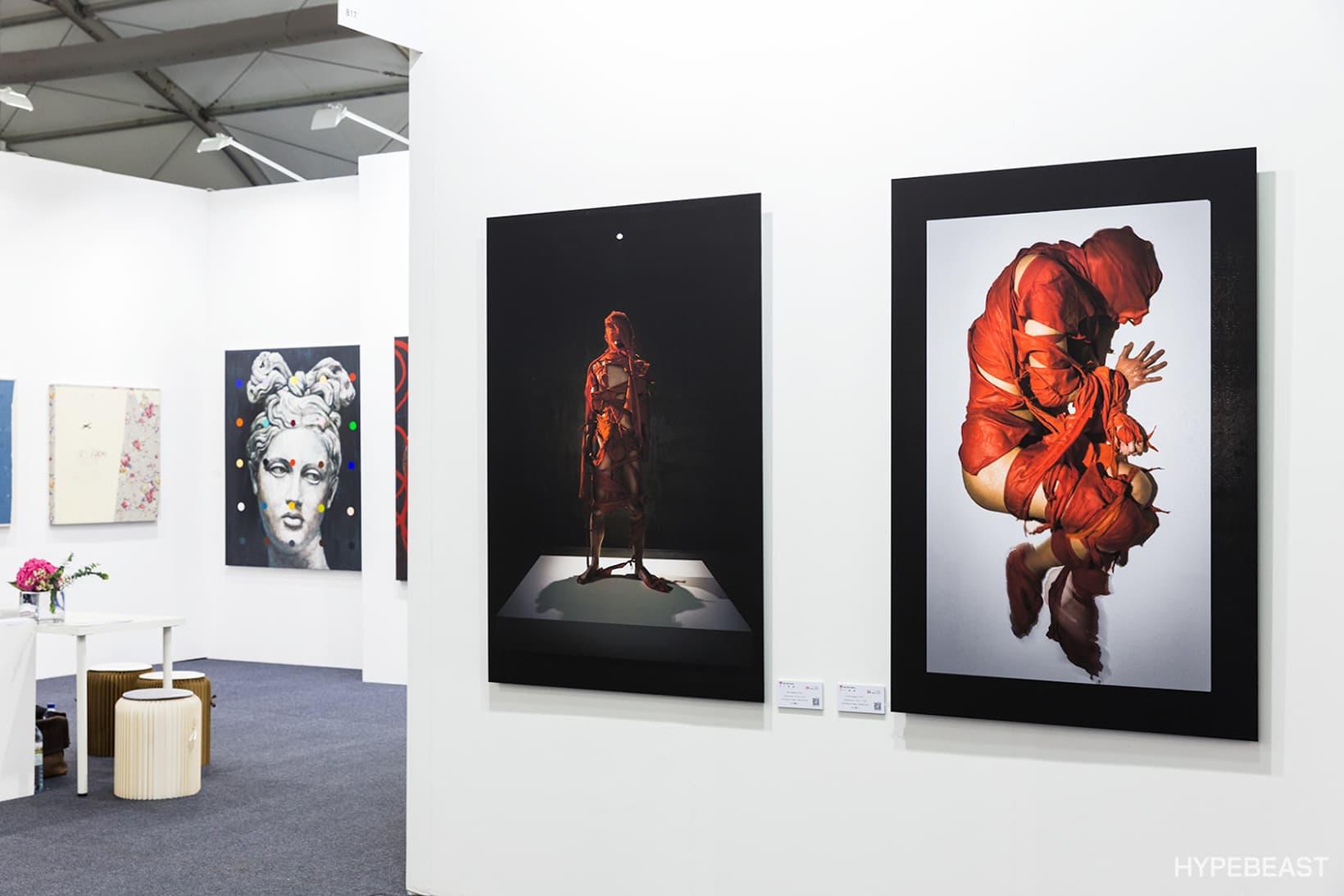 Take a Look Inside Art Central Hong Kong 2017