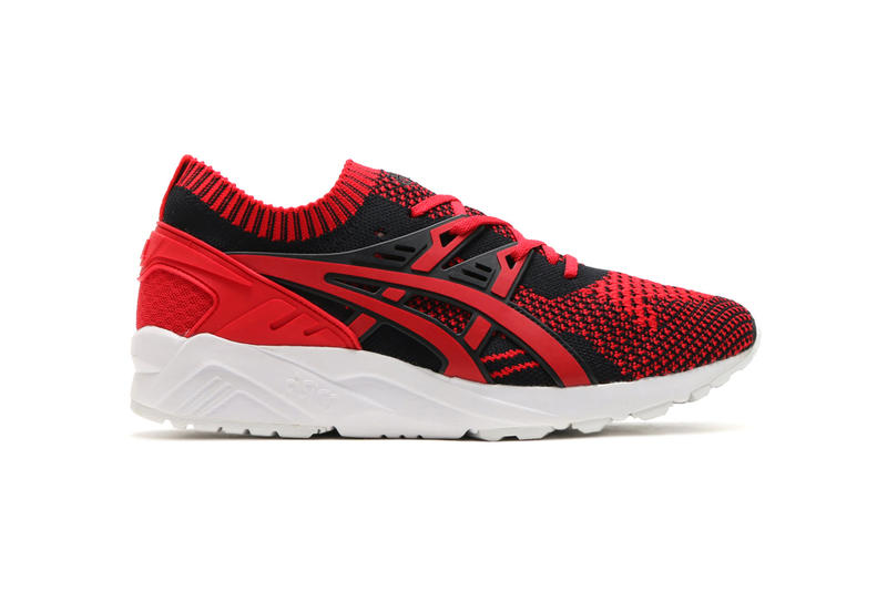 ASICS GEL Kayano Trainer Knit True Red Imperial Blue