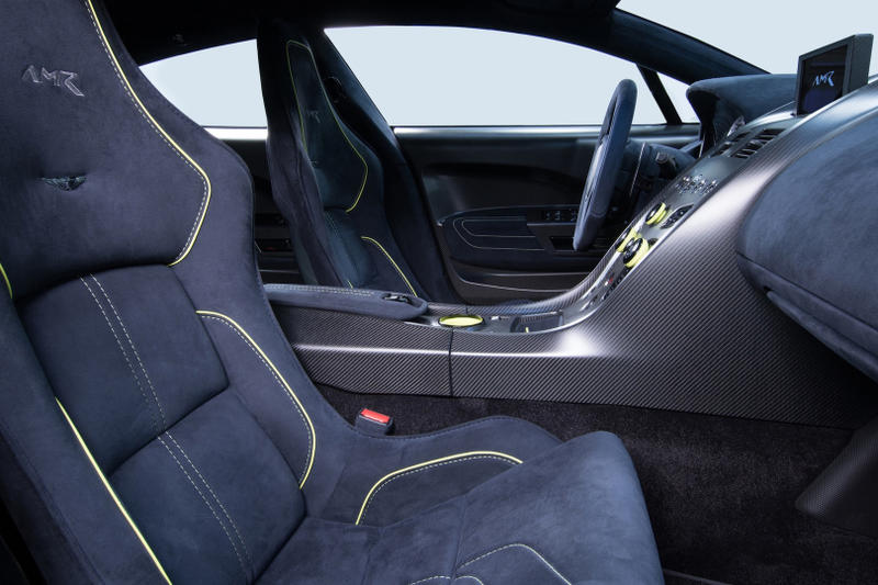 Aston Martin Racing AMR Rapide Vantage