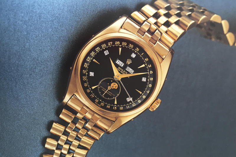"""Bao Dai"" Rolex Most Expensive Watch Auction"