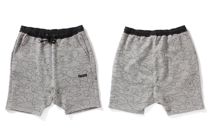 BAPE Presents Its Line 1st Camo Collection