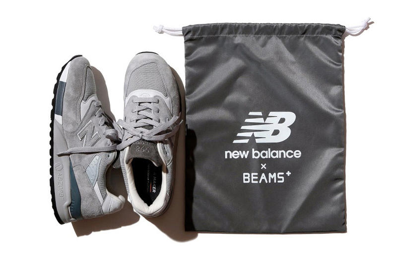 BEAMS New Balance 998