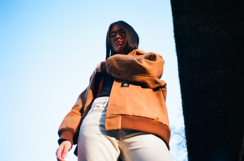 BeingHunted Carhartt WIP Editorial