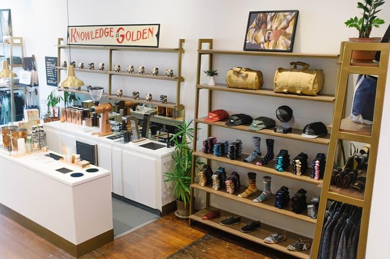 Benny Gold San Francisco Flagship Store Launch Valencia Street