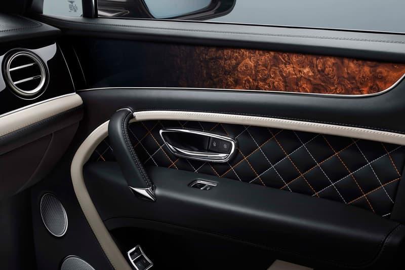 bentley bentayga mulliner luxury vehicle SUV