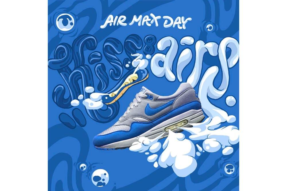 Nike Air Max Day Best Instagram Fan Art