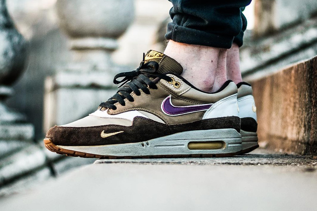 "huge selection of 322a0 5e04a atmos x Nike Air Max 1 ""Atmos Viotech"" — artknowfr"