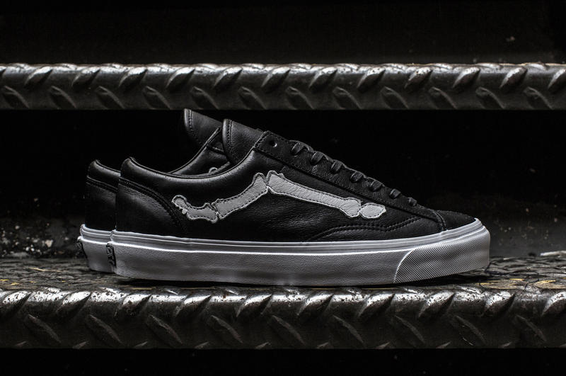 065d637244 Blends and Vault by Vans Bring the Bone Jazz-Stripe Series to the Old Skool  Style 36