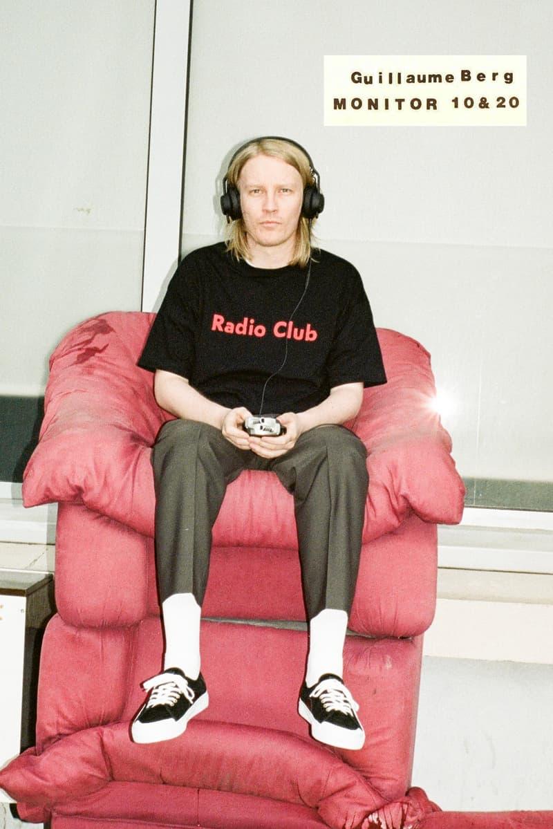 Carhartt WIP PAM Perks Mini Radio Club Collaboration CB Radio