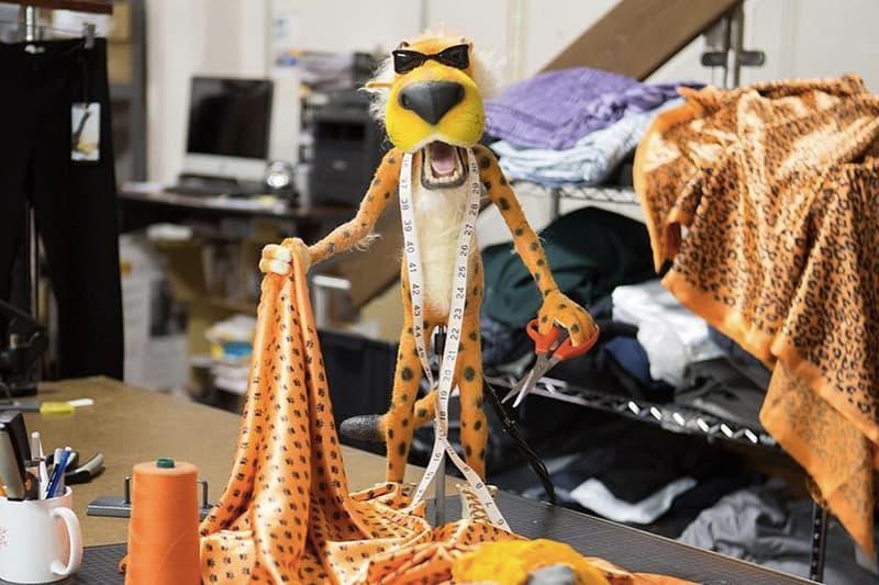 Cheetos Designs Clothing Line