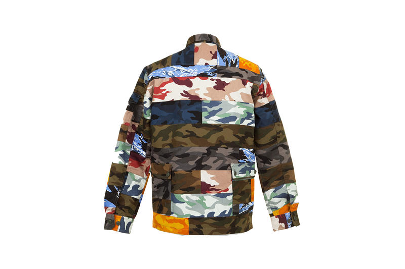 CLOT Ian Connor BRICK CAMO Capsule Collection