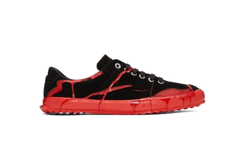 COMME des GARÇONS HOMME Plus Movesta Sneaker Blue Red