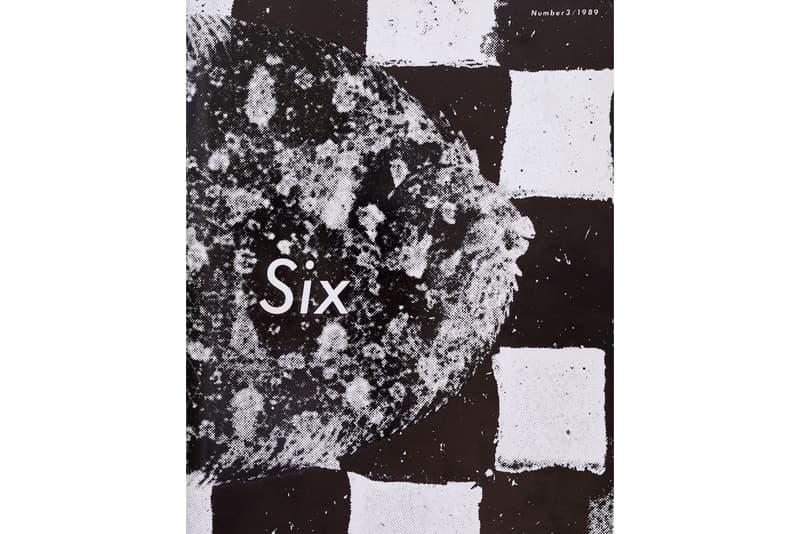 COMME Des GARÇONS 'Six' Magazine