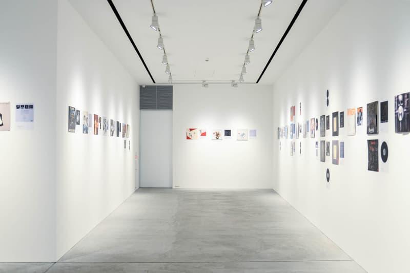 Contemporary Artist Vinyl Records 12 x 12 ART x MUSIC Exhibition