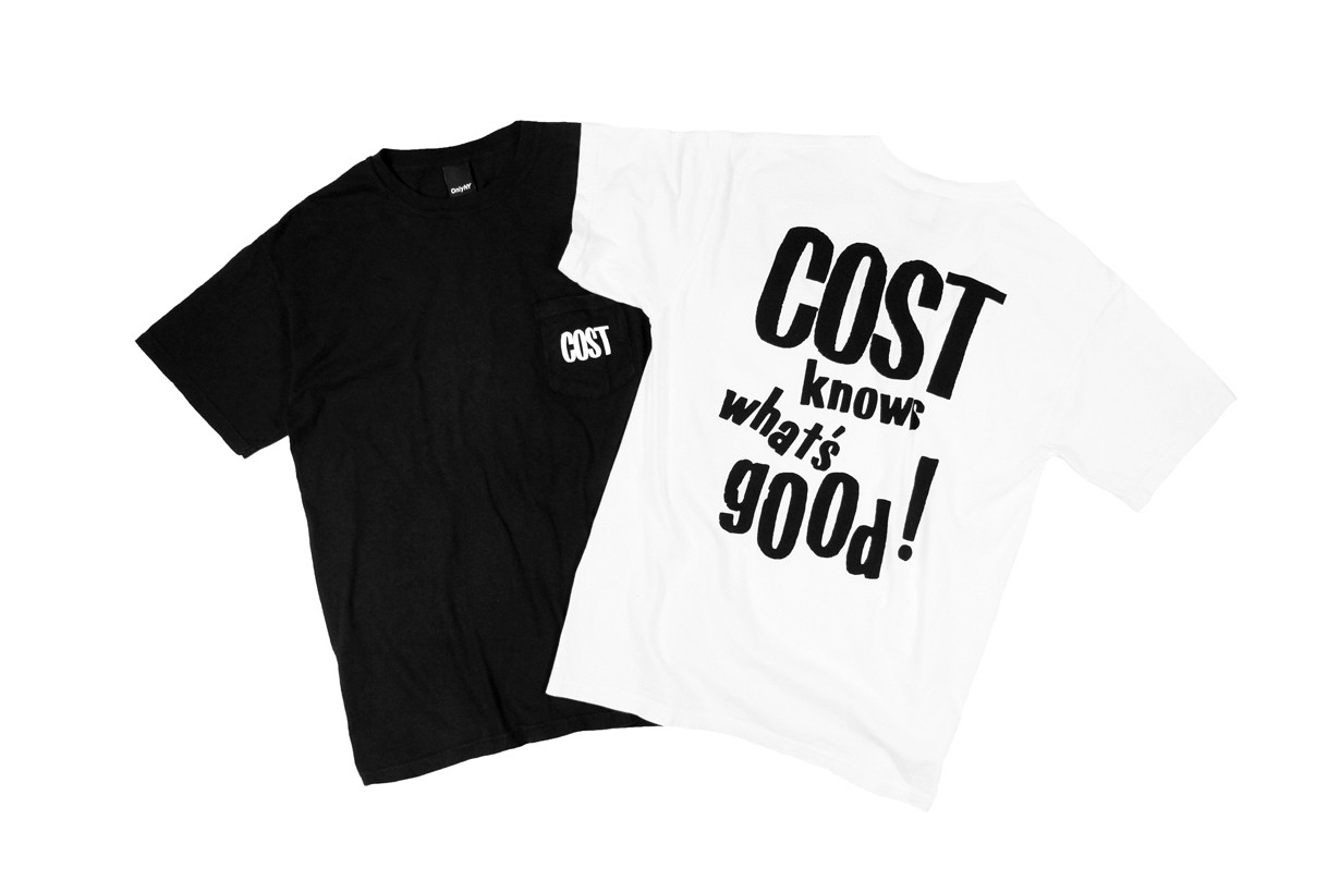 COST x ONLY NY Collection