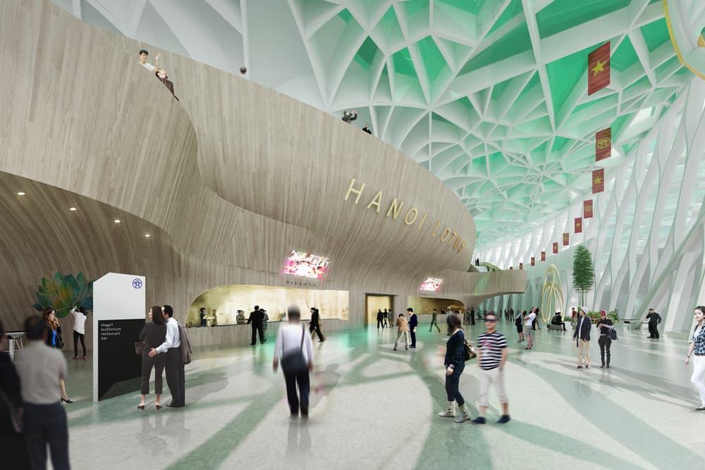 deciBel Hanoi Lotus Centre