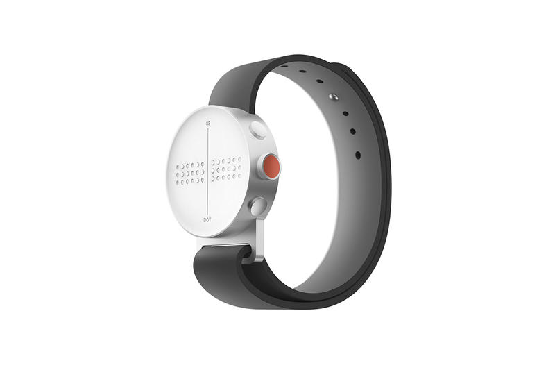 Dot Watch Visually Impaired Braille Smartwatch