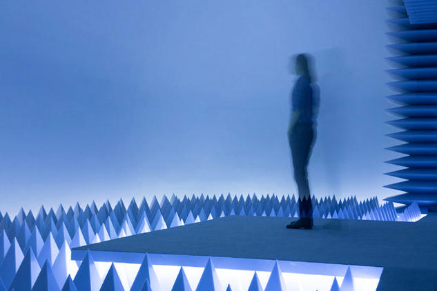 Doug Wheeler's Silent Desert at the Guggenheim Offers a Place for Solace